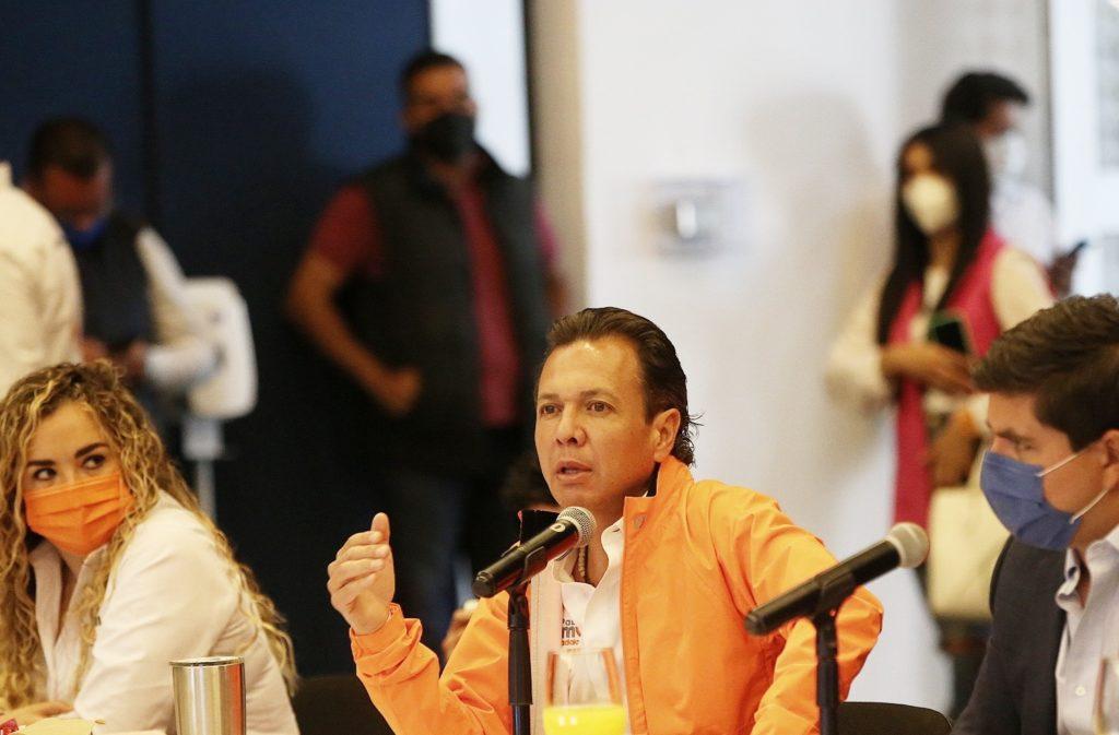 Propone Pablo Lemus redensificación ordenada de la capital de Jalisco
