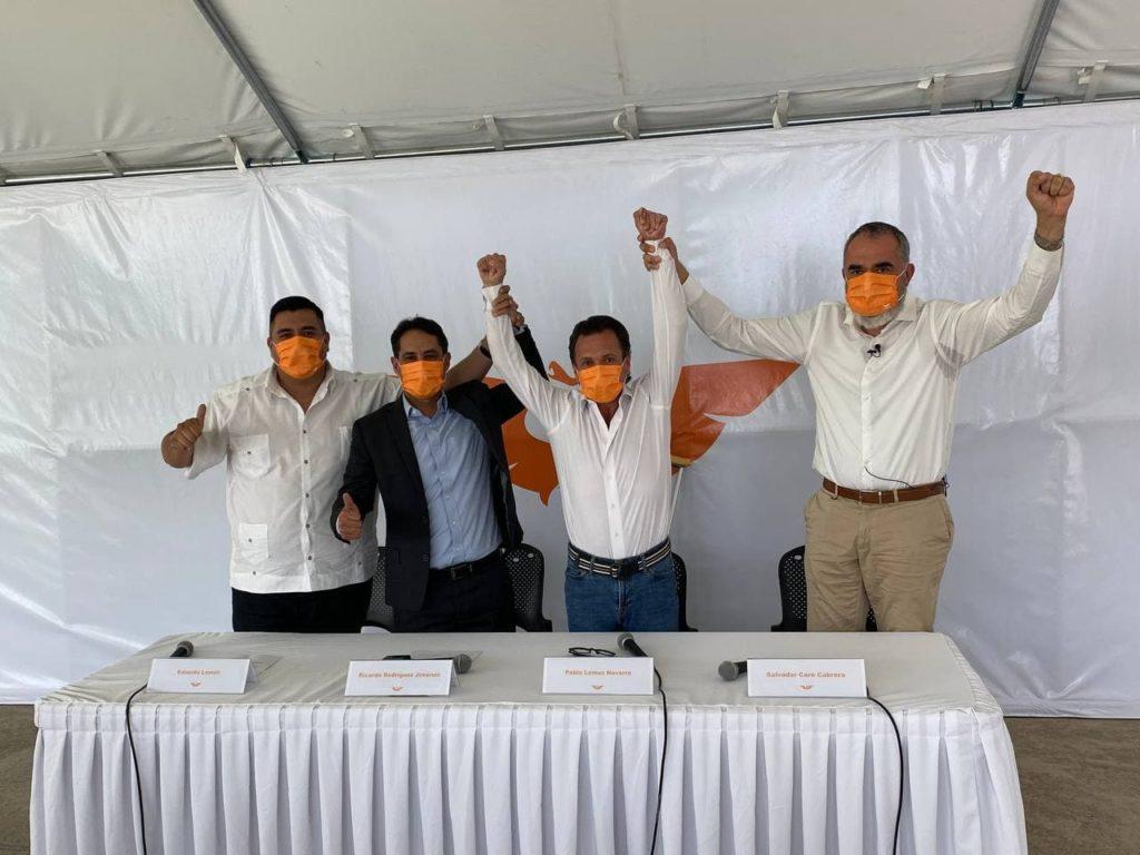 Se suma Salvador Caro a la campaña de Pablo Lemus por Guadalajara