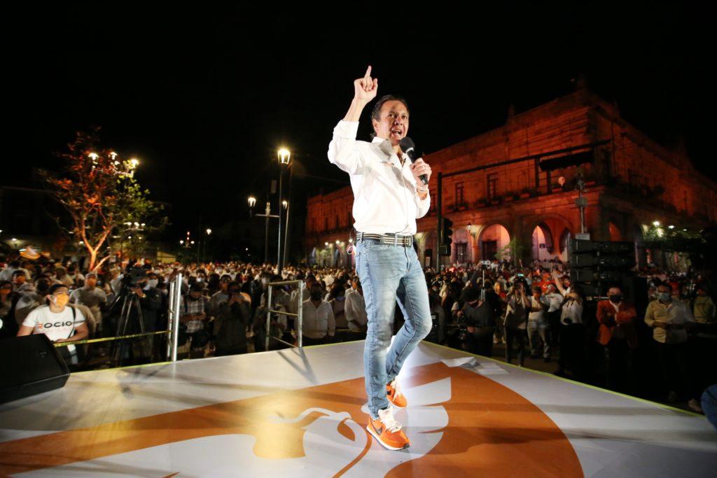 '¡Ánimo, Guadalajara!': Arranca Pablo Lemus su campaña en el corazón de la Perla Tapatía