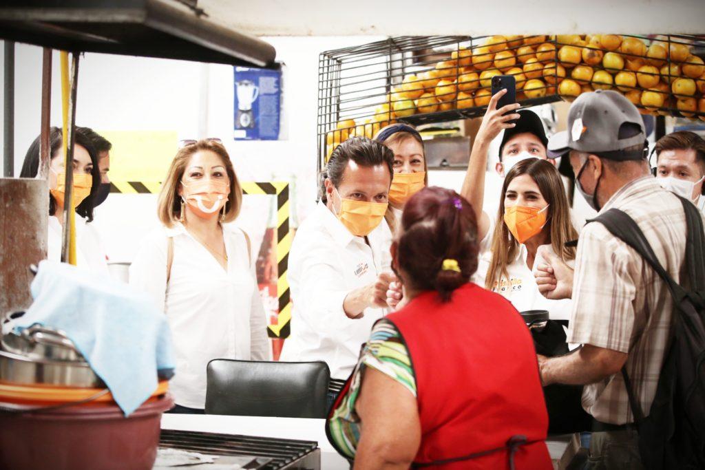 Crear estrategias de prevención del delito desde el gobierno, compromiso de Pablo Lemus