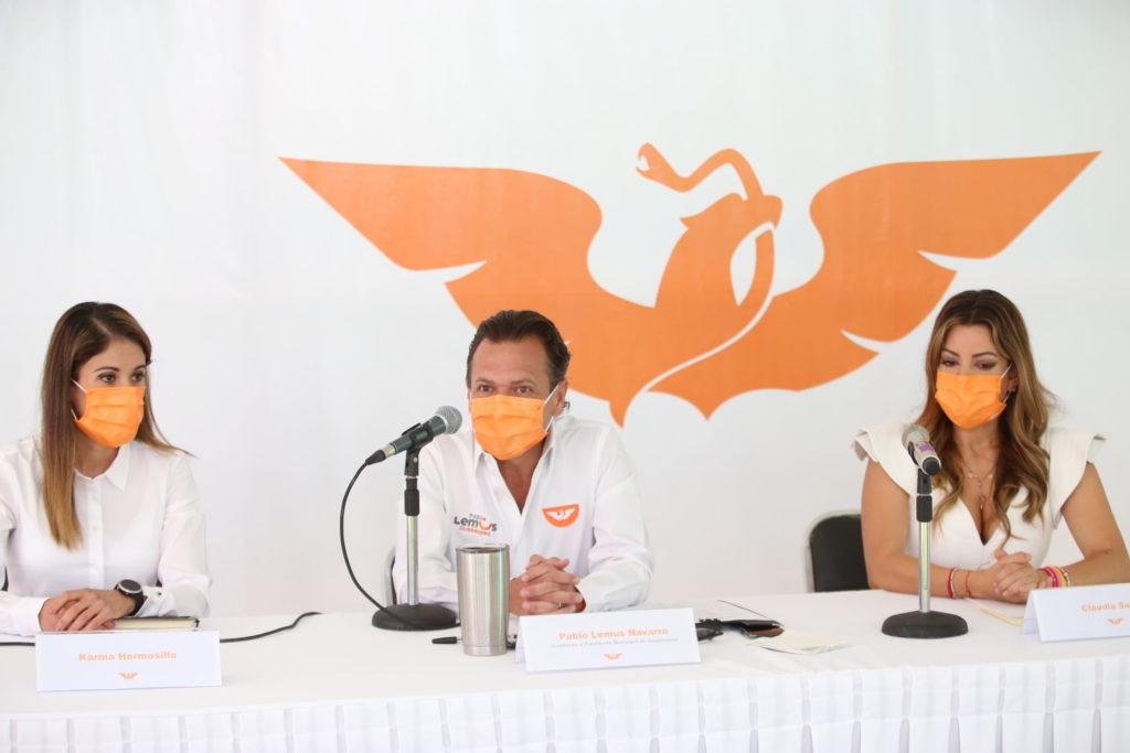 Propuesta de Pablo Lemus para una ciudad segura para las mujeres en Guadalajara.