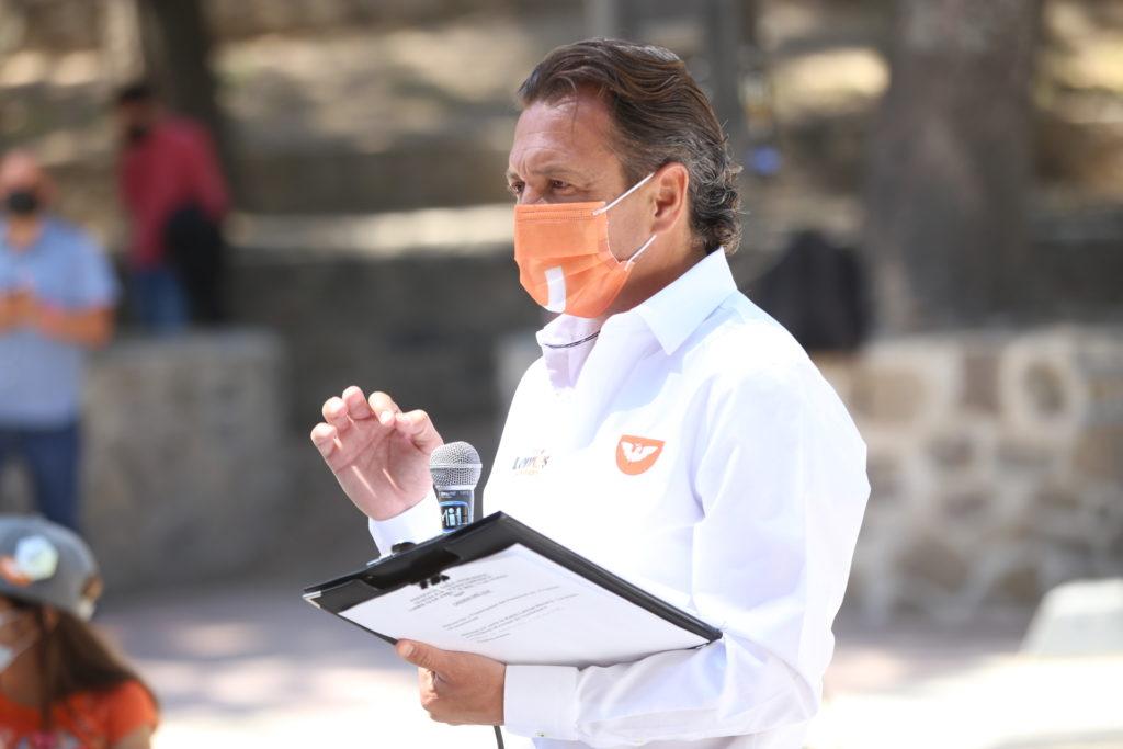 Una campaña propositiva: participa Pablo Lemus en debate con las y los candidatos a la Alcaldía de Guadalajara