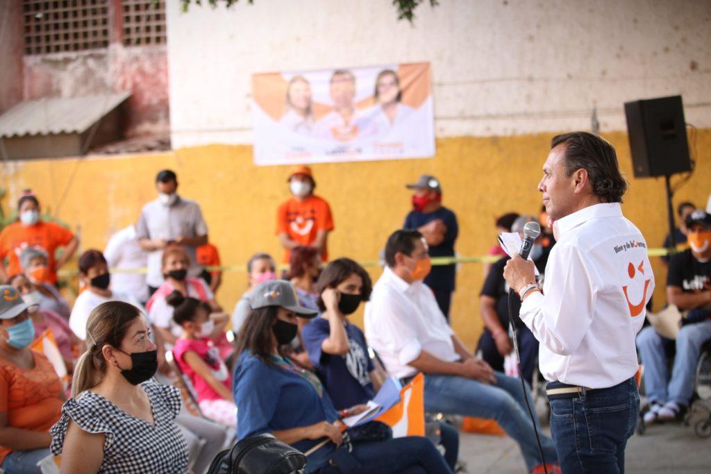 'Queremos una mejor ciudad': se reúne Pablo Lemus con vecinos de Panorámica de Huentitán