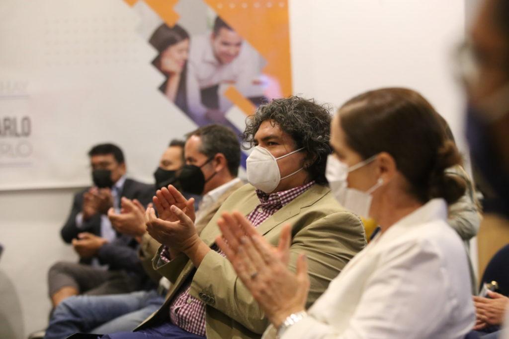 Impulsará Pablo Lemus el talento de las y los jóvenes emprendedores tapatíos