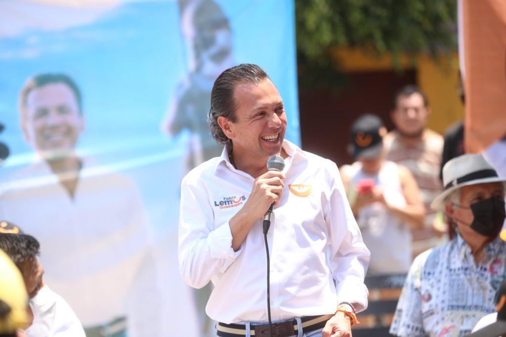 Respaldan tapatíos proyecto de Pablo Lemus para construir una mejor Guadalajara