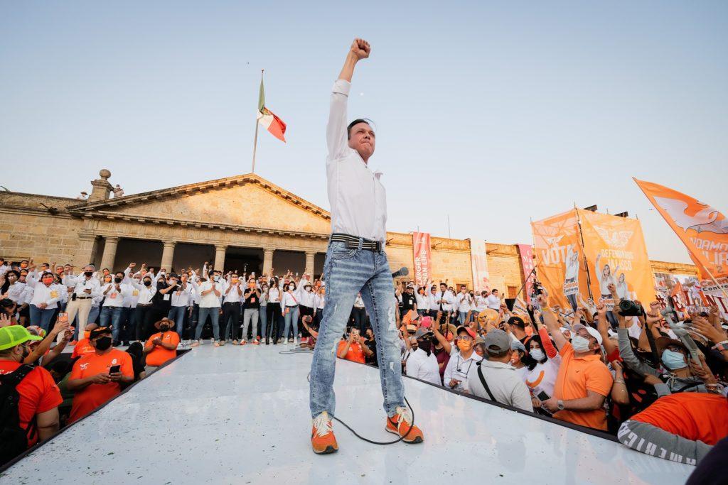 'Jalisco será la cuna del despertar ciudadano': efectúan candidatas y candidatos de MC caminata en defensa de nuestro estado